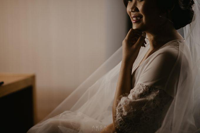 Fredy & Inge Wedding at Soehanna Hall by MALVA Bridesmaids - 010