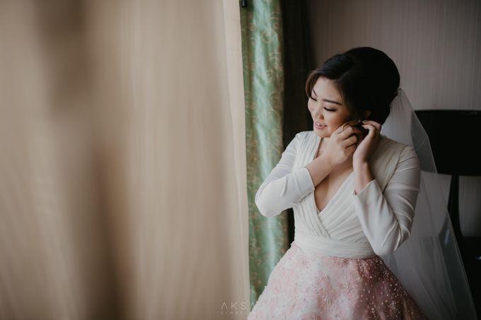 Fredy & Inge Wedding at Soehanna Hall by MALVA Bridesmaids - 012
