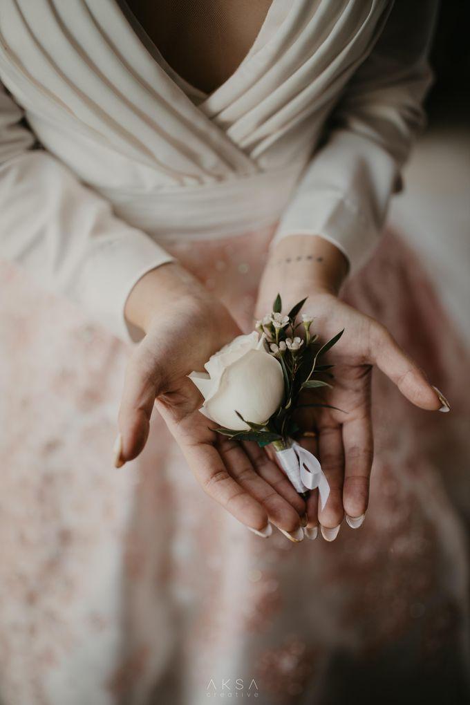 Fredy & Inge Wedding at Soehanna Hall by MALVA Bridesmaids - 014
