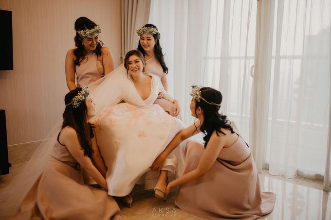 Fredy & Inge Wedding at Soehanna Hall by MALVA Bridesmaids - 015