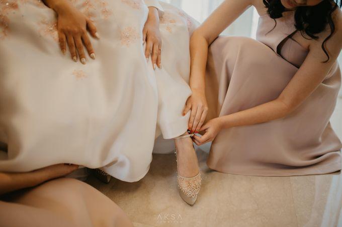 Fredy & Inge Wedding at Soehanna Hall by MALVA Bridesmaids - 017