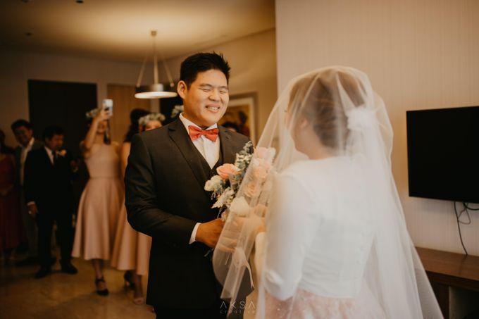 Fredy & Inge Wedding at Soehanna Hall by MALVA Bridesmaids - 020