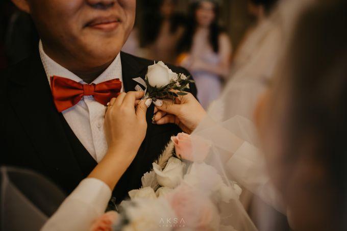 Fredy & Inge Wedding at Soehanna Hall by MALVA Bridesmaids - 021
