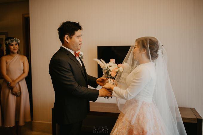 Fredy & Inge Wedding at Soehanna Hall by MALVA Bridesmaids - 022