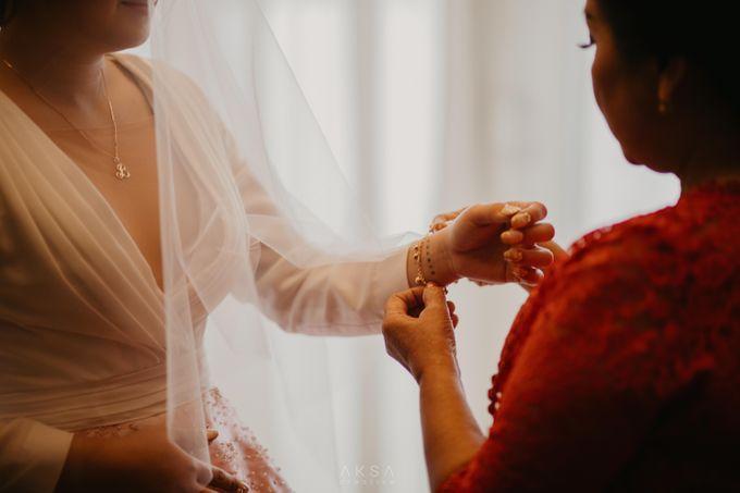 Fredy & Inge Wedding at Soehanna Hall by MALVA Bridesmaids - 023