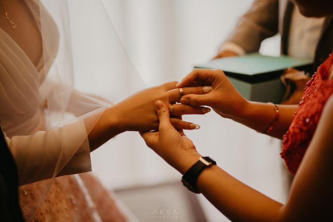 Fredy & Inge Wedding at Soehanna Hall by MALVA Bridesmaids - 025