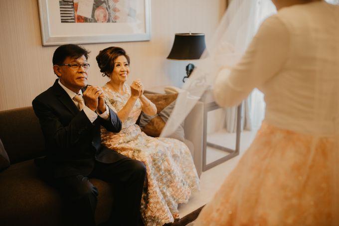 Fredy & Inge Wedding at Soehanna Hall by MALVA Bridesmaids - 026