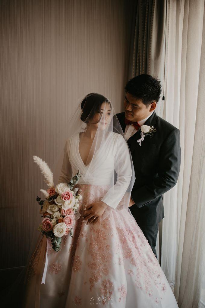 Fredy & Inge Wedding at Soehanna Hall by MALVA Bridesmaids - 029