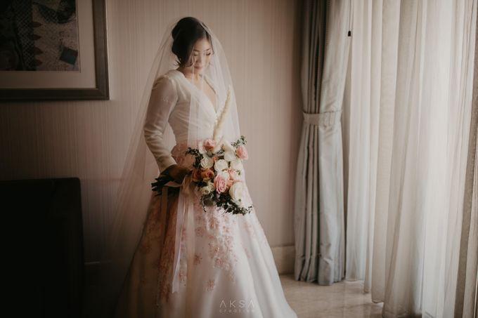 Fredy & Inge Wedding at Soehanna Hall by MALVA Bridesmaids - 030