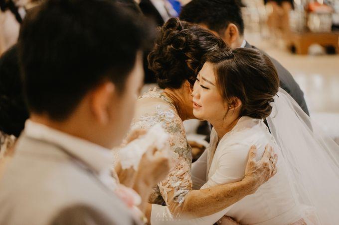 Fredy & Inge Wedding at Soehanna Hall by MALVA Bridesmaids - 033