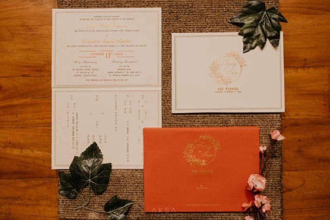 Fredy & Inge Wedding at Soehanna Hall by MALVA Bridesmaids - 036