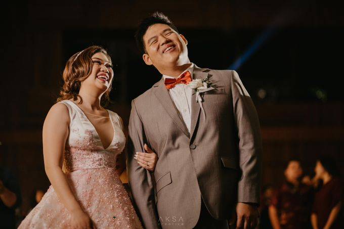 Fredy & Inge Wedding at Soehanna Hall by MALVA Bridesmaids - 037