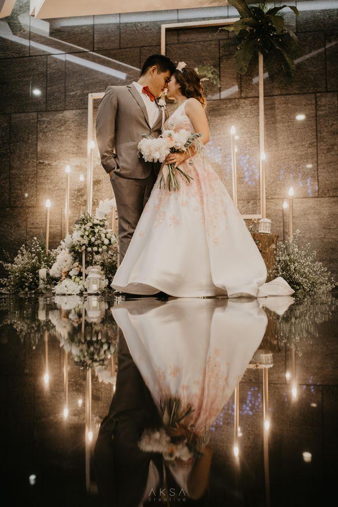 Fredy & Inge Wedding at Soehanna Hall by MALVA Bridesmaids - 039
