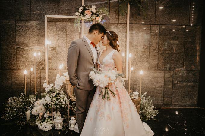 Fredy & Inge Wedding at Soehanna Hall by MALVA Bridesmaids - 040