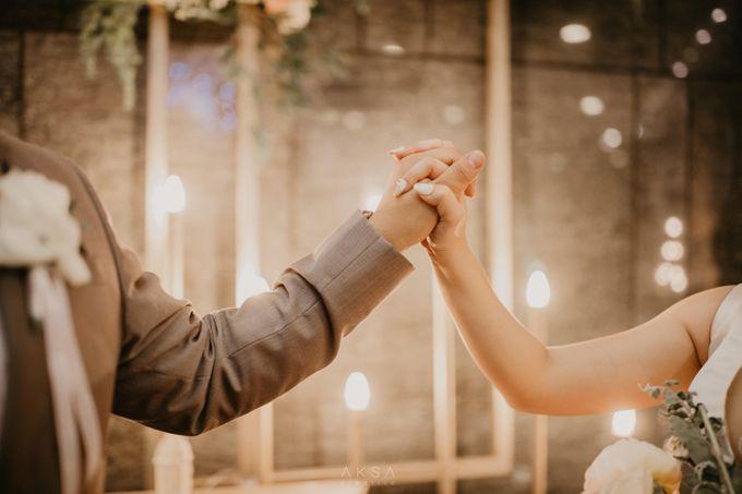 Fredy & Inge Wedding at Soehanna Hall by MALVA Bridesmaids - 041