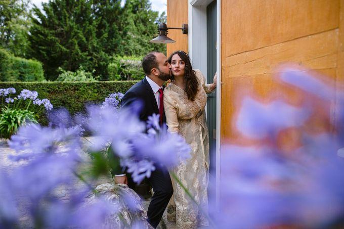 Frederiksberg Town Hall Wedding / Elopement by Ieva Vi Photo by Ieva Vi Photography - 012