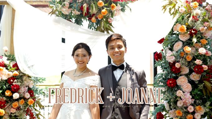 Fredrick & Joanne - Garden Wedding Actual Day Cinematic Video by Aplind Yew Production - Wedding Cinematography & Photography - 001
