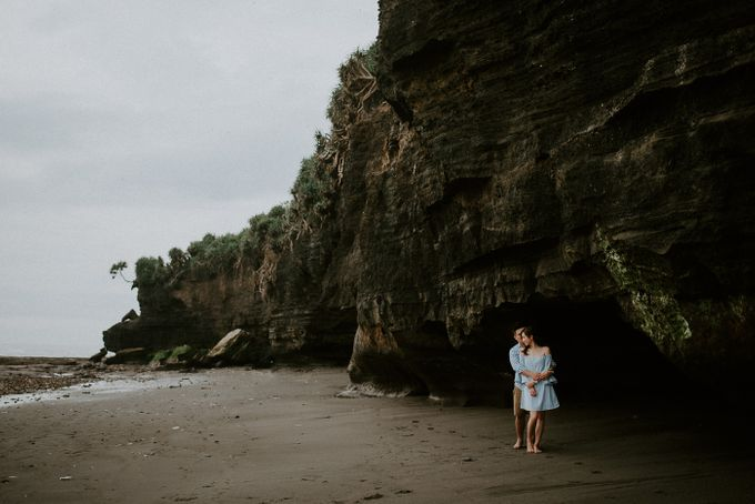 Bali Engagement - Fred & Yuan by Snap Story Pictures - 005