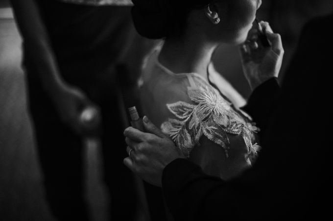 The Wedding Of Frenky & Jessica by Nocture - 001