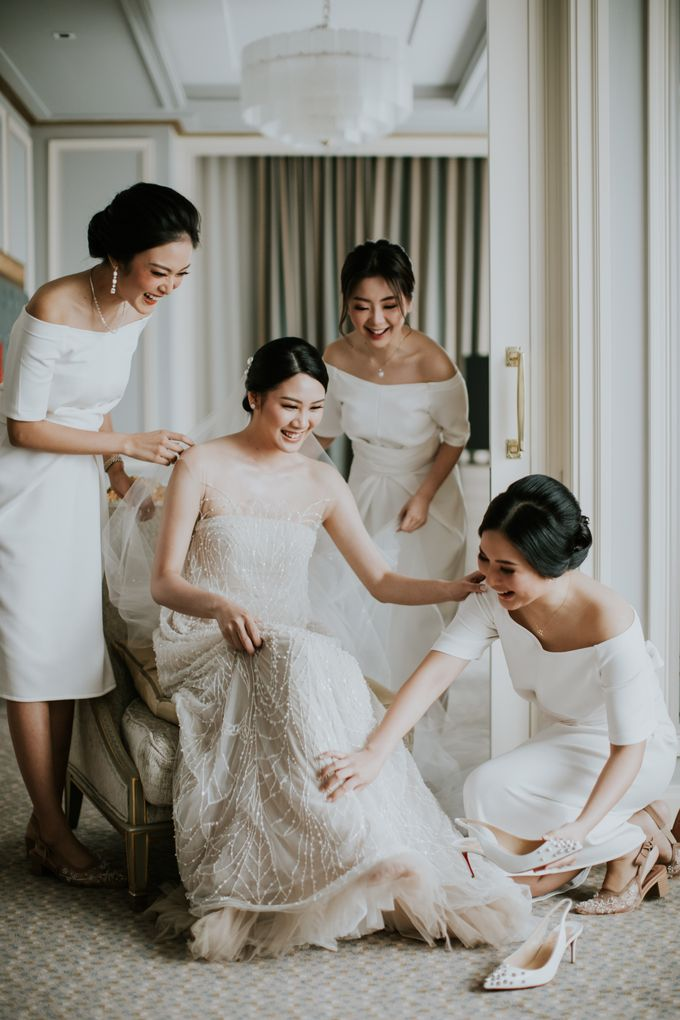 The Wedding Of Frenky & Jessica by Nocture - 015