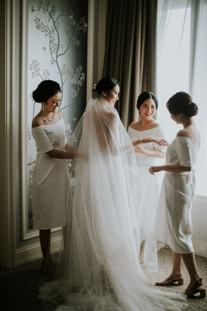 The Wedding Of Frenky & Jessica by Nocture - 021