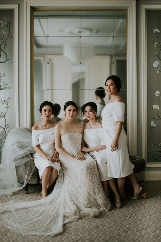 The Wedding Of Frenky & Jessica by Nocture - 023
