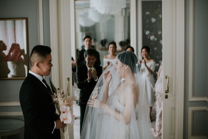 The Wedding Of Frenky & Jessica by Nocture - 044