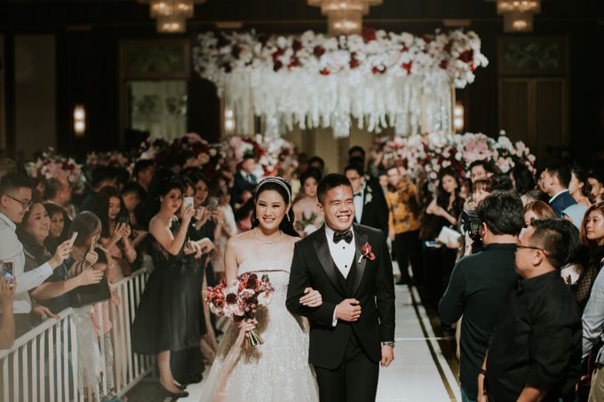 The Wedding Of Frenky & Jessica by Nocture - 049