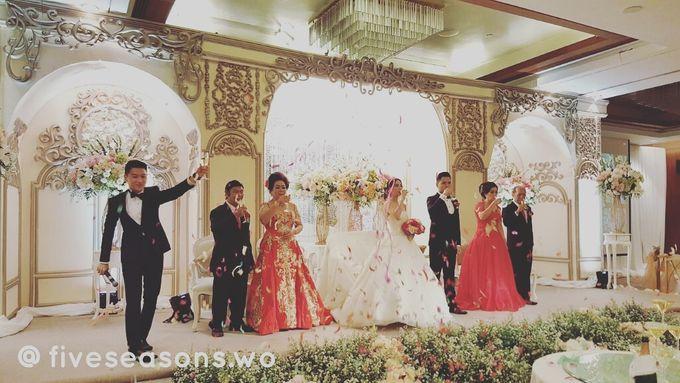 The Wedding Of Ronald & Ellen by FIVE Seasons WO - 004
