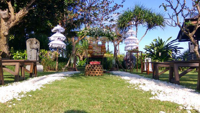 "Balinese Wedding ""Kartika & Sam by Jeeva Resorts - 005"
