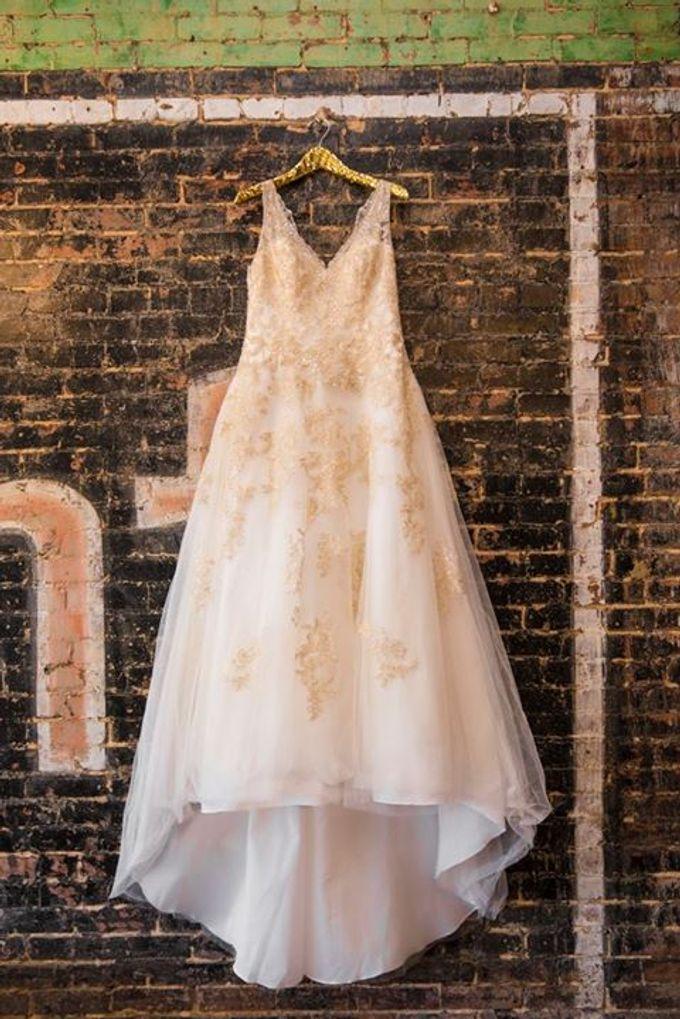 Burks Wedding by Parasol Photography - 001