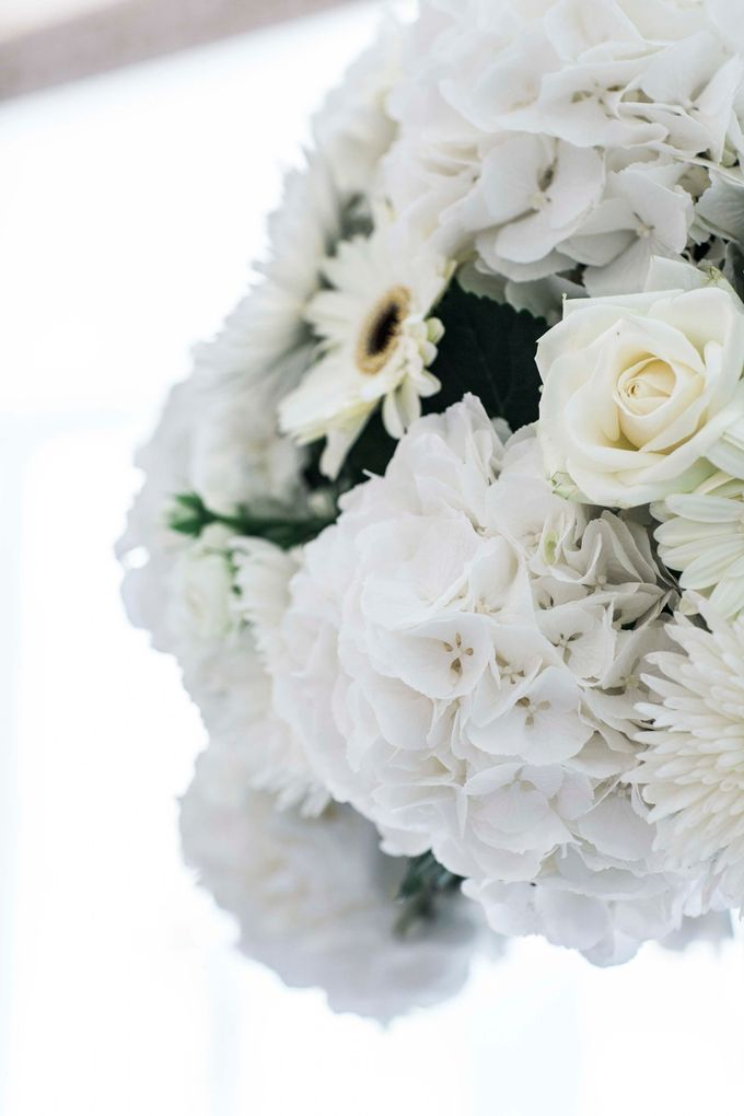 Beautiful Black and White wedding by Samie Lee photography - 018