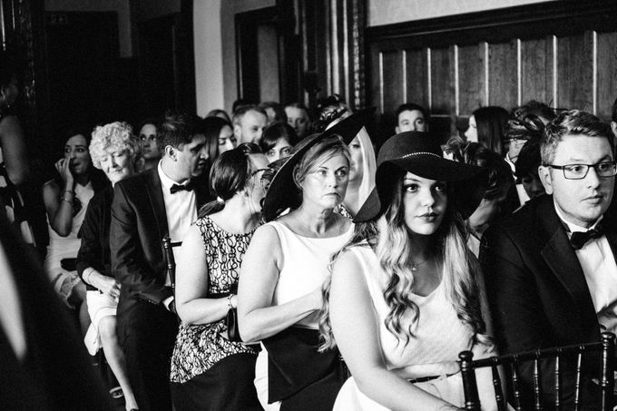 Beautiful Black and White wedding by Samie Lee photography - 005