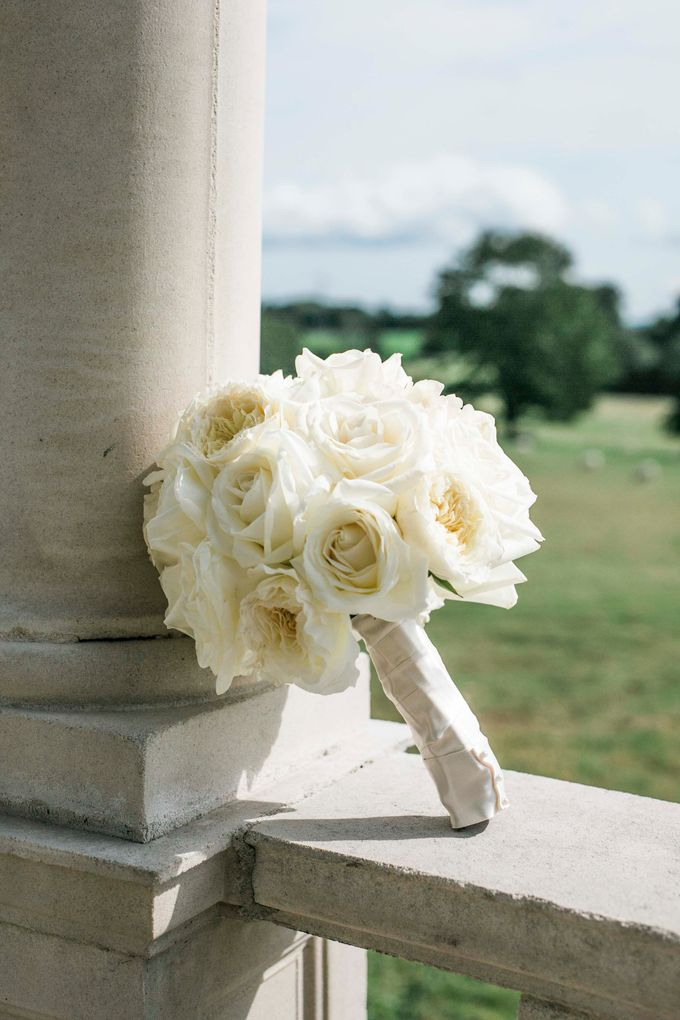 Beautiful Black and White wedding by Samie Lee photography - 044