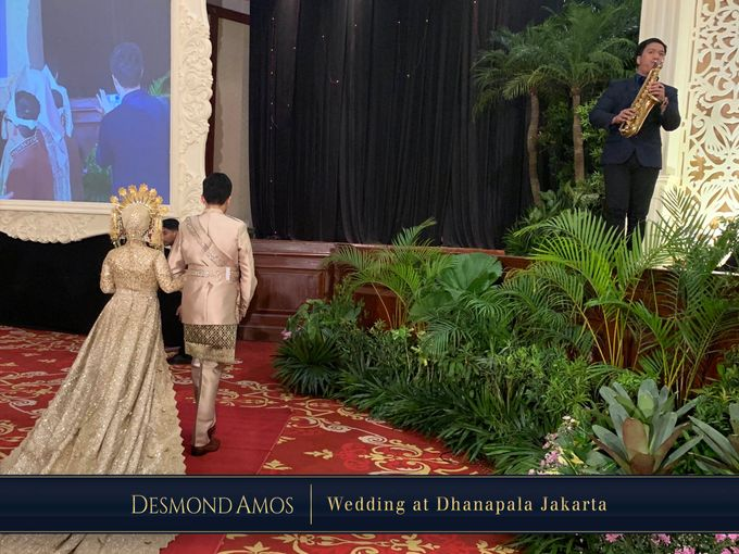 The Wedding of Fitra & Rivaldy by Desmond Amos Entertainment - 001