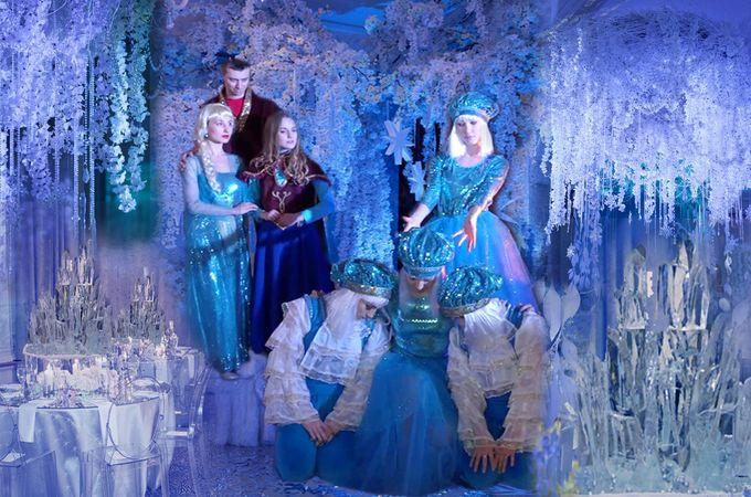 Frozen by 7 Sky Event Agency - 001
