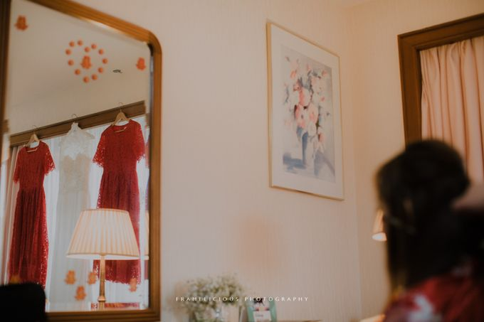Debbie & KahWai - Wedding Photography by Framelicious Studio - 004
