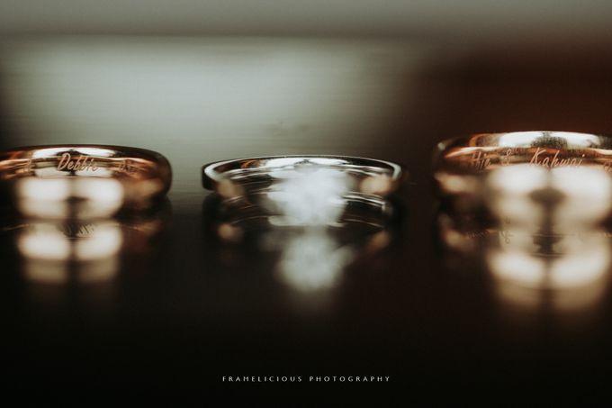 Debbie & KahWai - Wedding Photography by Framelicious Studio - 007