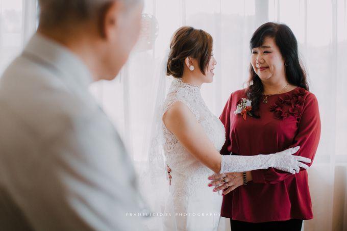Debbie & KahWai - Wedding Photography by Framelicious Studio - 008