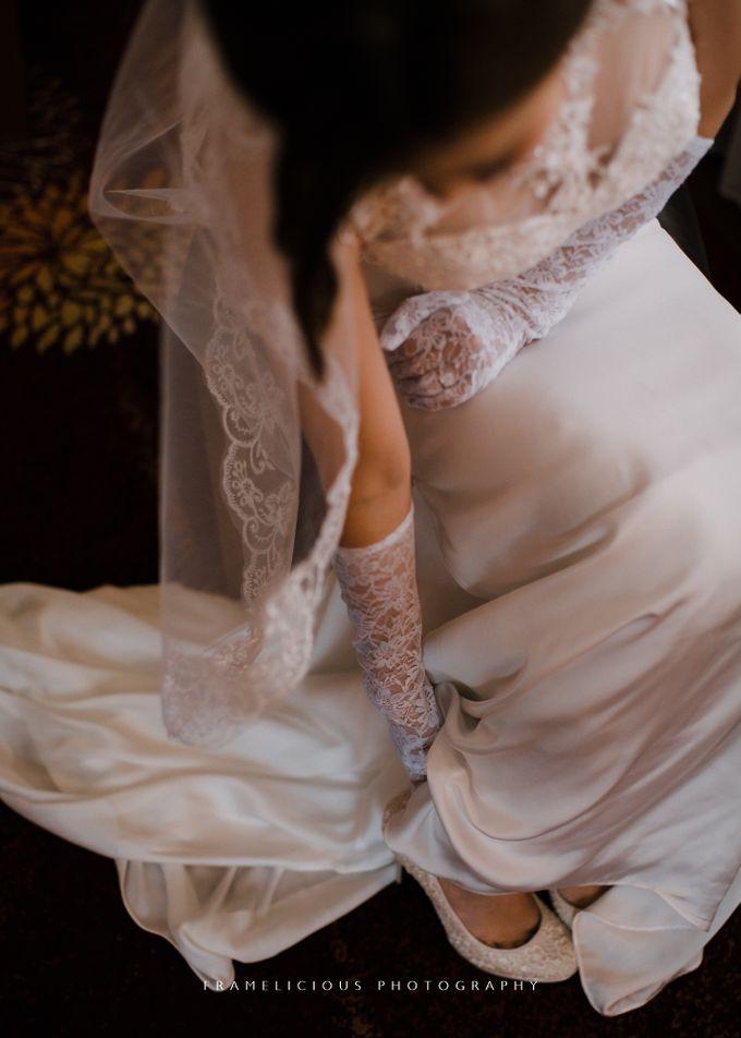 Debbie & KahWai - Wedding Photography by Framelicious Studio - 011