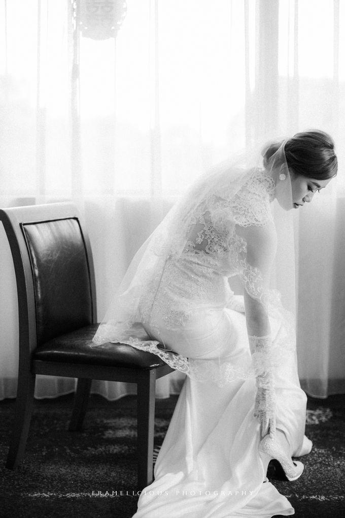 Debbie & KahWai - Wedding Photography by Framelicious Studio - 012