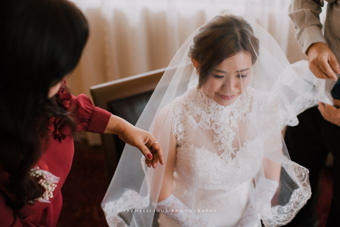 Debbie & KahWai - Wedding Photography by Framelicious Studio - 013