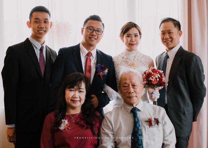 Debbie & KahWai - Wedding Photography by Framelicious Studio - 016