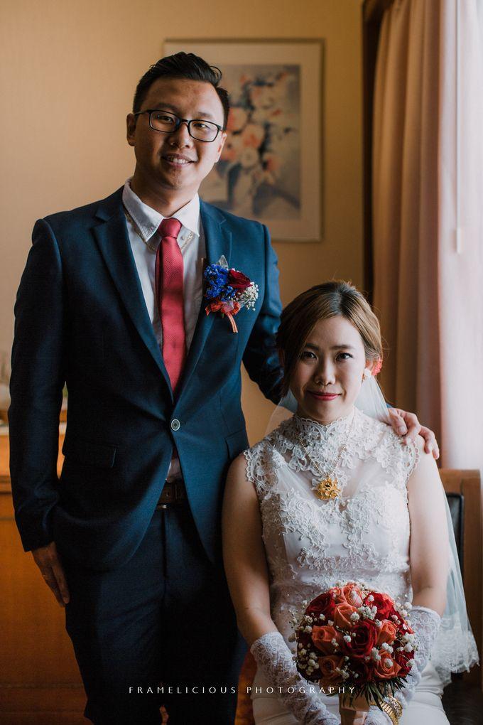Debbie & KahWai - Wedding Photography by Framelicious Studio - 018