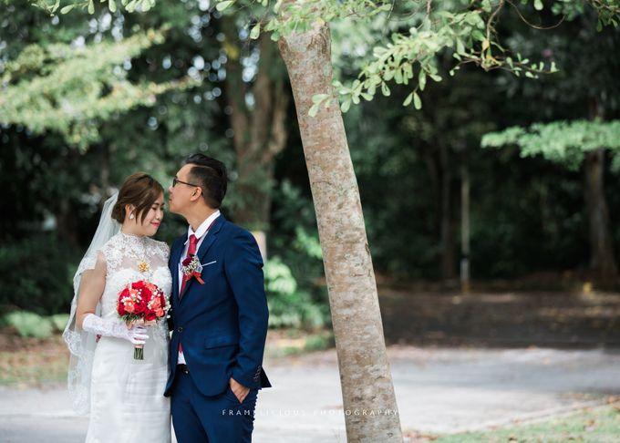 Debbie & KahWai - Wedding Photography by Framelicious Studio - 021