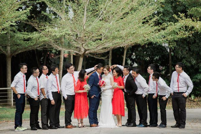 Debbie & KahWai - Wedding Photography by Framelicious Studio - 022
