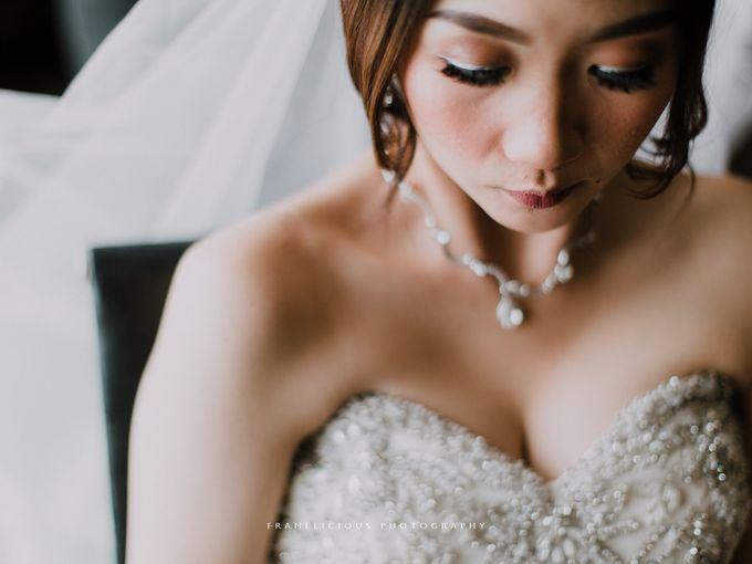 Sharon & Steven - Wedding Photography by Framelicious Studio - 011