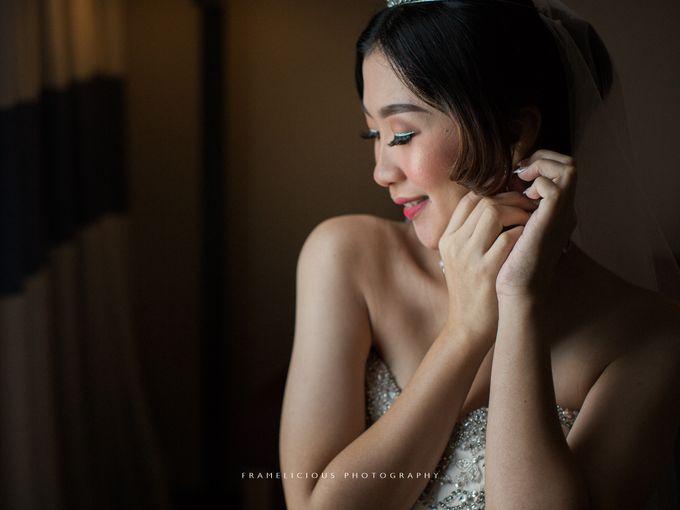 Sharon & Steven - Wedding Photography by Framelicious Studio - 012