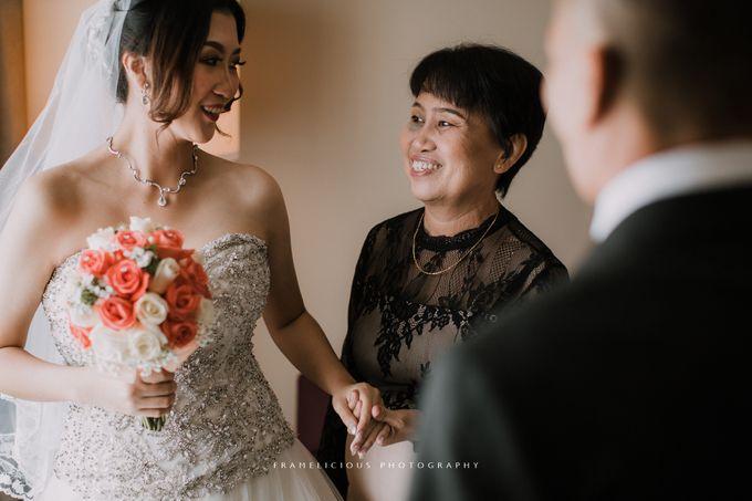 Sharon & Steven - Wedding Photography by Framelicious Studio - 013