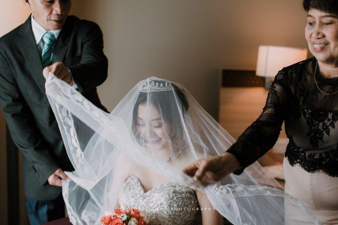 Sharon & Steven - Wedding Photography by Framelicious Studio - 014